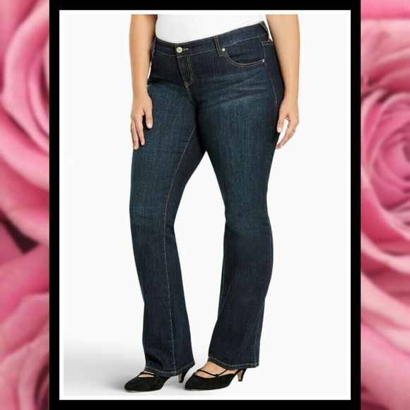 7339dbf9c47 TORRID Plus Size Relaxed Boot Jeans